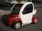 Chrysler GEM : Cover Red 2 Seater | Golf Cart : LSV Carts