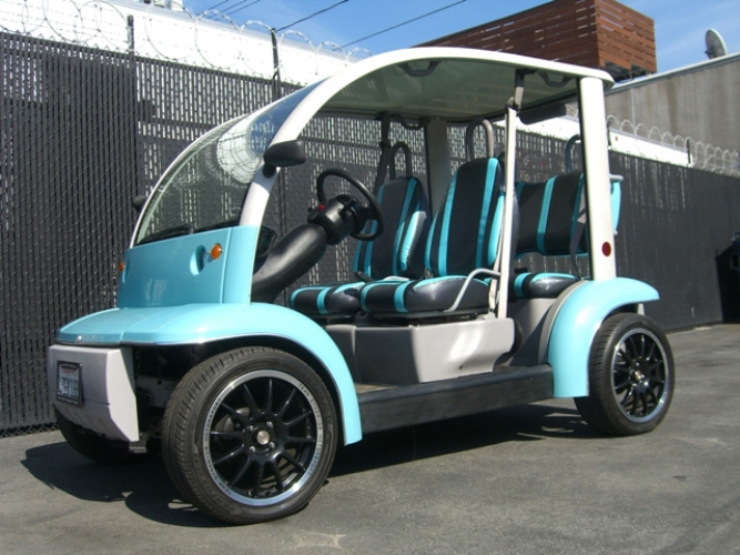 Ford Think Neighbor Golf Carts Gallery 02 Lsv Carts