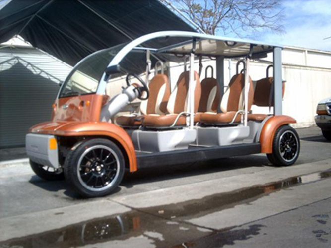 Ford Think Neighbor : Golf Carts | Gallery 03 : LSV Carts : Orange on four seater buggies, four seater club car, four seater polaris ranger, four seater golf cart bodies,