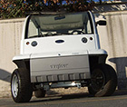 Ford Think Neighbor : White 2 Seater | Golf Cart : LSV Carts